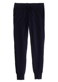 Collection cashmere sweatpant