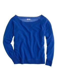 Collection cashmere sweatshirt