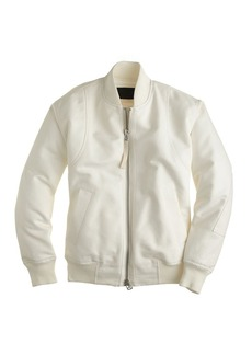 Collection cotton bomber jacket