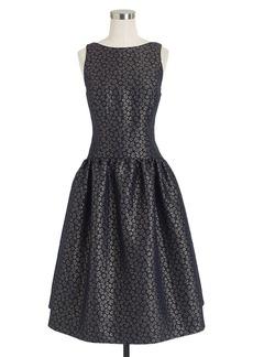 Collection daisy jacquard dress