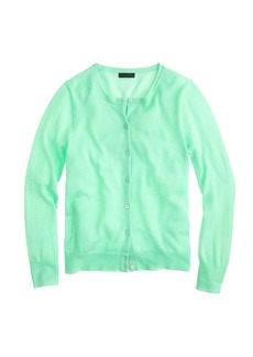 Collection featherweight cashmere cardigan sweater