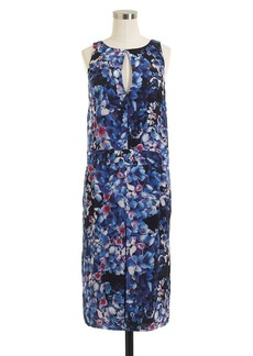 Collection inky floral dress