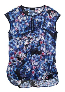 Collection inky floral top