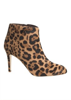 Collection Metropolitan calf hair ankle boots