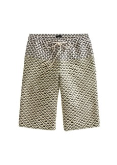 Collection mixed Italian jacquard short