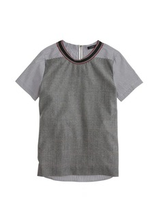 Collection mixed menswear tee