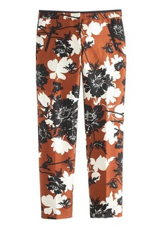 Collection ochre floral pant