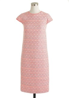 Collection pink tweed dress
