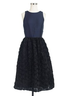 Collection rosette dress