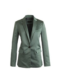 Collection Rylan blazer in textured satin