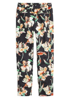Collection tropical floral pant