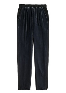 Collection velvet pant