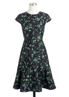 Collection verdant floral dress