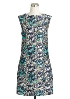 Collection water-lily floral dress