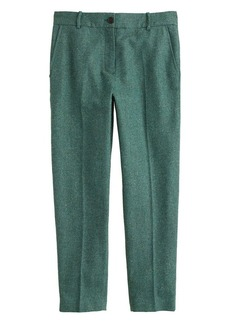 Collection Women's Ludlow pant in donegal tweed wool