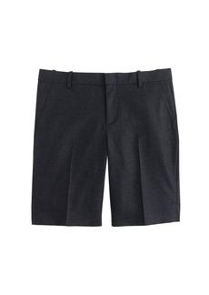 Collection wool bermuda short