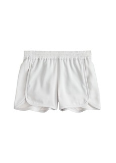 Crepe pull-on short