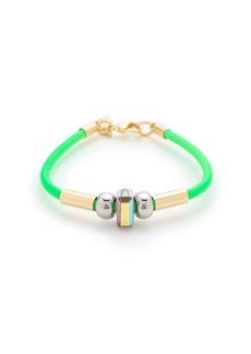 Crystal mix bracelet