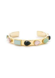 Crystal studded bracelet