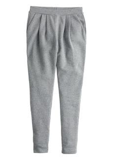 Demylee™ Bobby pleated fleece pant