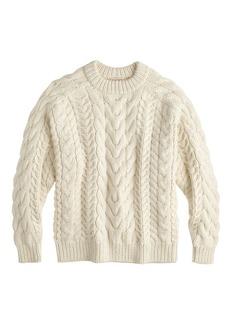 Demylee™ handknit sweater