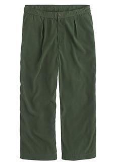 Drapey patio trouser