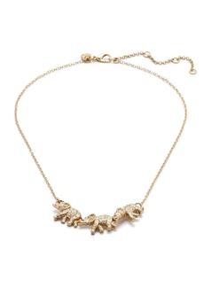 Elephant parade necklace