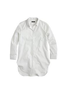 Endless shirt in black stripe