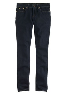 Ever stretch toothpick jean in resin rinse