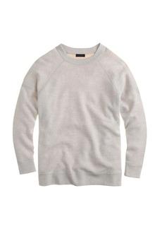 Featherweight merino wool double-knit tunic