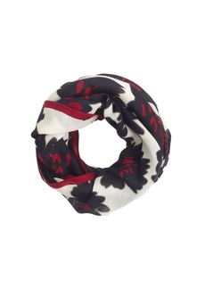 Firework floral scarf