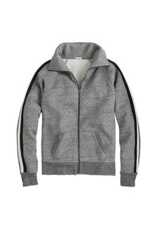 Funnel sweatshirt in stripe