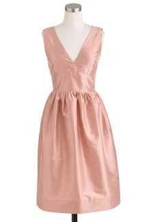 Hope dress in silk dupioni