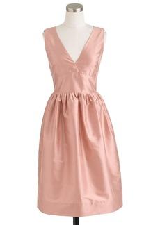 Hope dress in silk dupioni