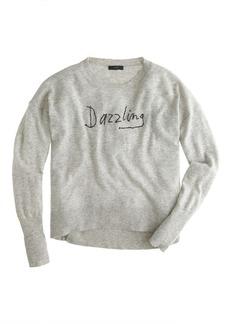 Hugo Guinness™ for J.Crew dazzling sweater