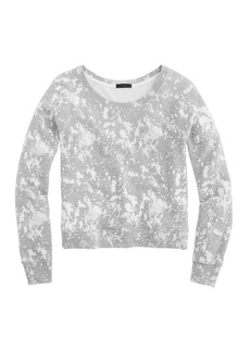 Inkblot sweatshirt