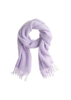 Italian brushed scarf