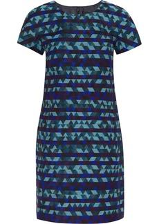 J.Crew Collection jacquard mini dress