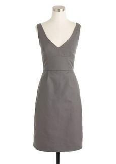 Karlie dress in cotton cady