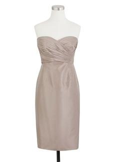 Kristin dress in silk taffeta