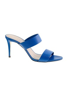 Lena heeled slides