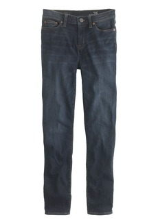 Lookout high-rise crop jean in parker wash