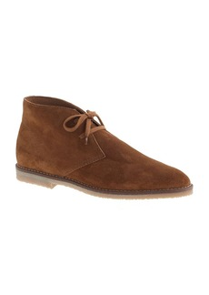 MacAlister suede flat boots