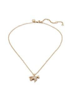 Mail bird necklace