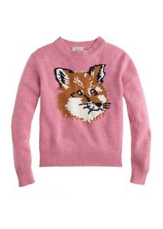 Maison Kitsuné® fox head pullover