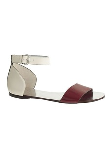 Marbella colorblock sandals
