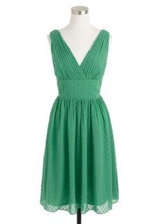 Marlowe dress in swiss-dot