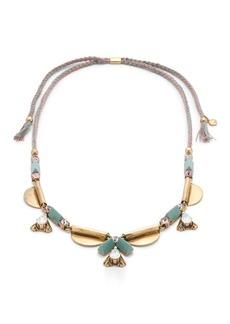 Melody tassel necklace