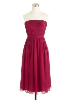 Mindy dress in silk chiffon