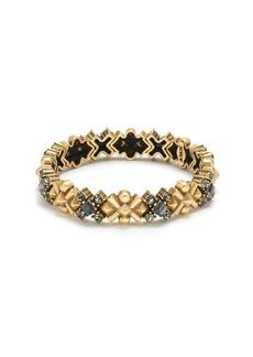 Modern geo bracelet